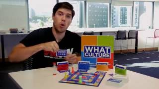 What Culture The Board Game Rules & Instructions