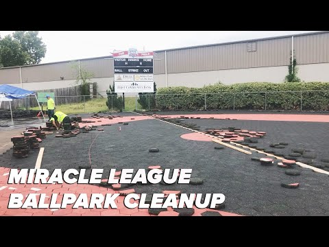 Ashley King - Volunteers needed for the Miracle League of Arkansas