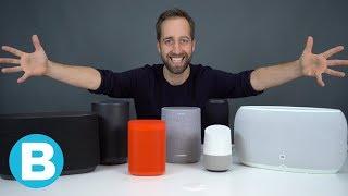 Getest: 7 slimme speakers met Google Assistent