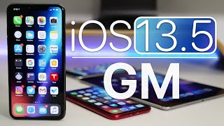 Ios 13.5 Gm Is Out! - What's New?