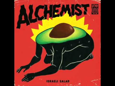 The Alchemist - Israeli Salad (Instrumental Album)