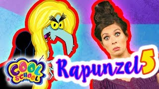 Rapunzel - Chapter 5 | Story Time with Ms. Booksy at Cool School