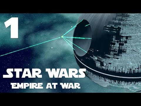 Star Wars: Empire at War Imperial Galactic Conquest Part 1