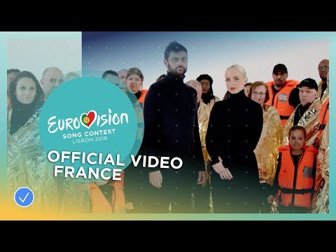 Madame Monsieur - Mercy - France - Official Music Video - Eurovision 2018