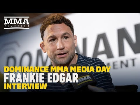 Frankie Edgar says he will fight Conor McGregor 'at any weight class'