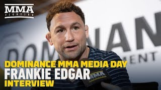 Frankie Edgar: I'll Fight Conor McGregor 'At Any Weight Class' - MMA Fighting