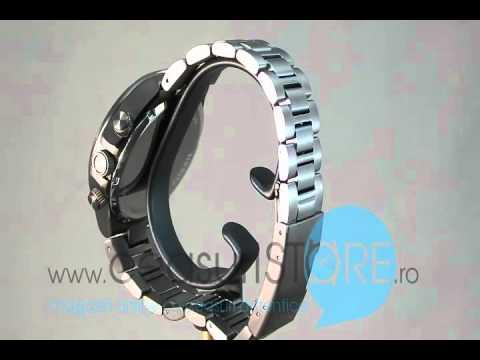 CeasuriSTORE.ro - Ceas FOSSIL CH2905 - YouTube d64733e771