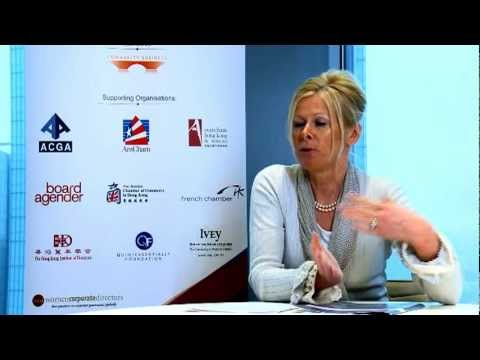 Community Business Quick Chat W/Elin Hurvenes, Founder & Chair Of Professional Boards Forum (Norway)