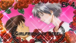 Where's my Clothes? | Ep. 4 | Neon Genesis Evangelion: Girlfriend of Steel 2nd : Dating Sim