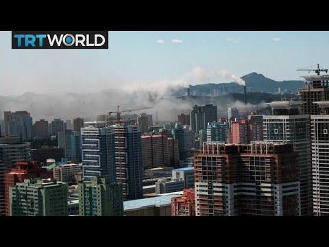 North Korea Pollution: Air increasingly toxic as push for coal grows