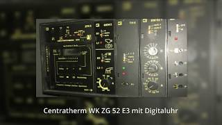 Gambar cover Centratherm WK ZG 52 E3 mit Digitaluhr - Heizung Steuerung Reglung reparieren oder tauschen