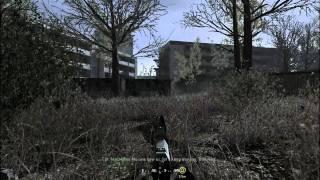 Call of Duty 4: Modern Warfare Walkthrough 13 - All Ghillied Up - part 2