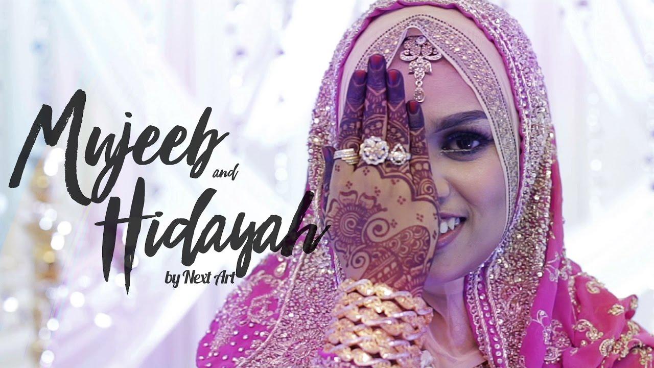 Download MALAYSIA INDIAN MUSLIM WEDDING : Mujeeb + Hidayah by NEXT ART