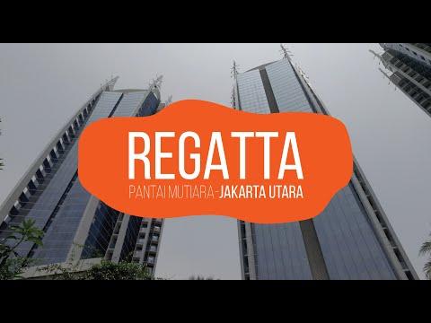 Regatta - Pantai Mutiara - Jakarta Utara