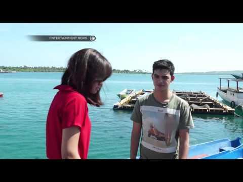 Keseruan Liburan Anisa Rahma dan Ciccio di Wakatobi