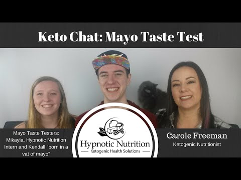 Keto Chat Episode 8: The Mayo Taste Test