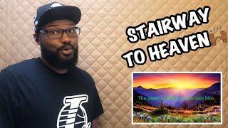 LED ZEPPELIN - STAIRWAY TO HEAVEN | REACTION