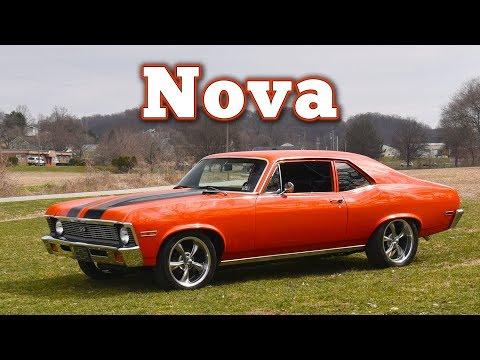 1970 Chevy Nova: Regular Car Reviews