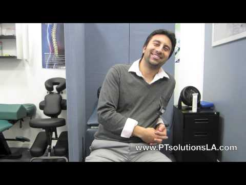 Staff Bloopers at Physical Therapy Solutions in Santa Monica!