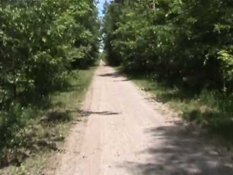 62 Miles On The North Central State Trail, A