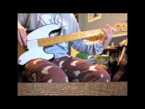 Brian wilson- Barenaked Ladies- Bass Cover
