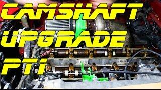 Drift Missile Build pt 8 | How to Install Cams | Timing Belt Change |  1JZGTE 2JZGTE Supra