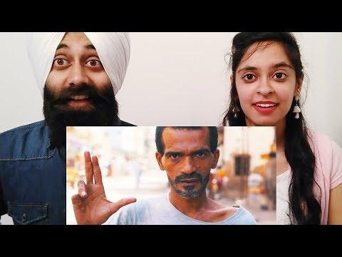 Punjabi Couple Reacts to LYARI UNDERGROUND LIVE | PunjabiReel TV
