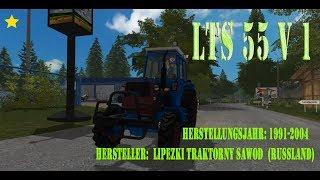 """[""""LTZ 55"""", """"LTS 55"""", """"Mod Vorstellung Farming Simulator Ls17:LTZ 55 / LTS 55""""]"""