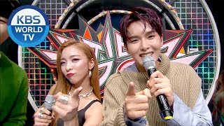 Come Back Today! LUNA & Ryewook! [Music Bank / ENG/ CHN / 2019.01.04]