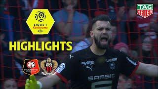 Stade Rennais FC - OGC Nice ( 0-0 ) - Highlights - (SRFC - OGCN) / 2018-19