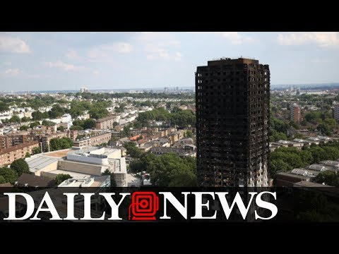 London's Grenfell Tower Fatal Fire Caused By A Refrigerator