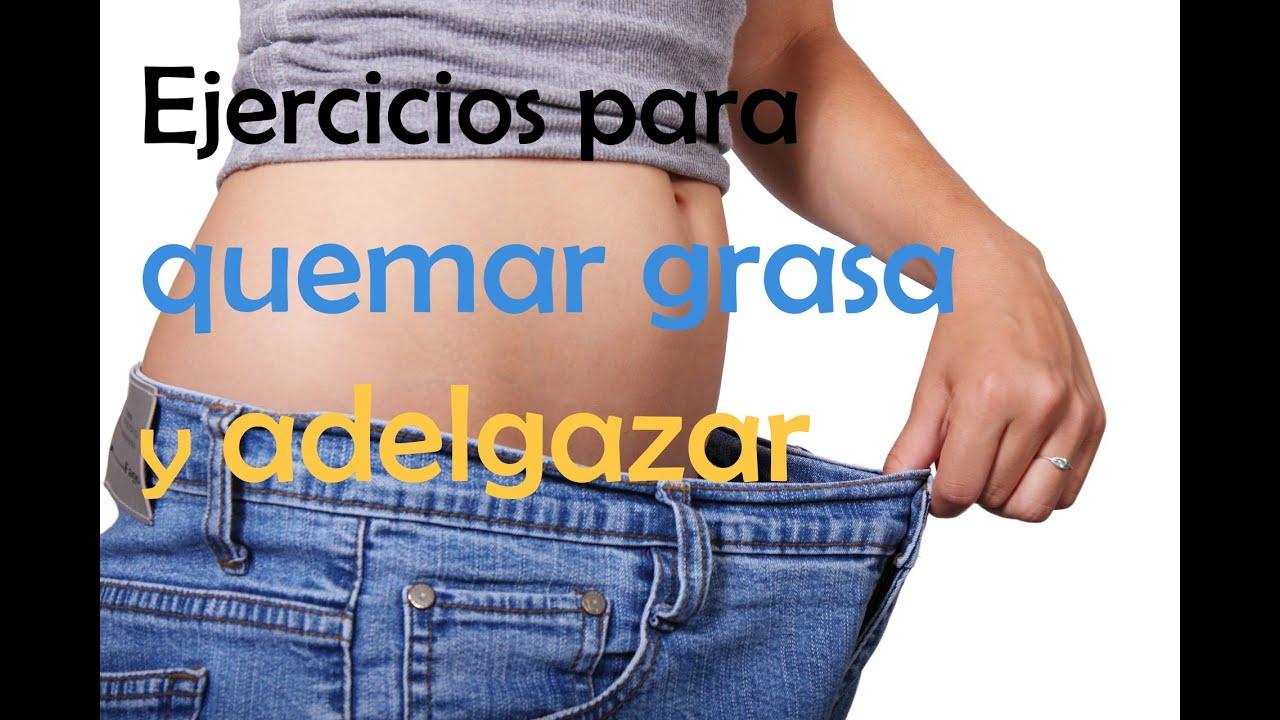 Circuito Quema Grasa En Casa : Ejercicios para quemar grasa y adelgazar en casa youtube