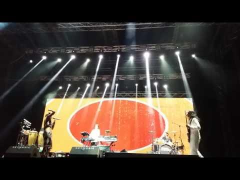 Thievery Corporation - Sol Tapado Live In Skopje 2017
