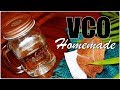 HOW TO MAKE VIRGIN COCONUT OIL [VCO] HOMEMADE | SIMPLE AND FAIL-SAFE