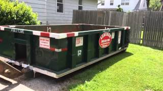 (563) 332-2555 Davenport, Iowa Dumpster- How To Rent Dumpsters In Davenport