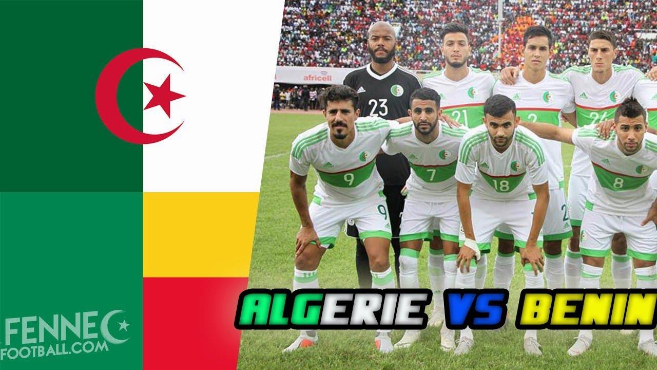 Algerie Benin