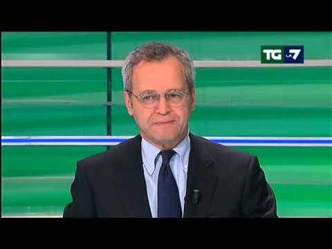 Tg La7 - Edizione delle ore 13.30 del 20/02/2013