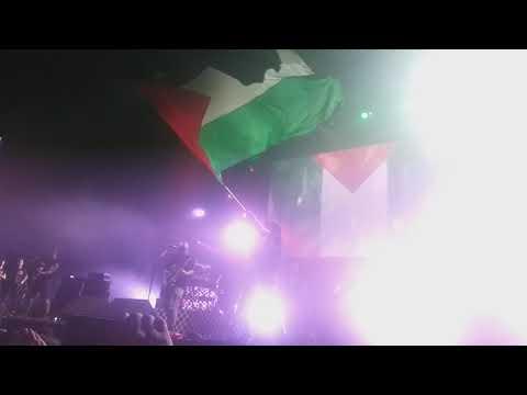 Ska-p Intifada Palacio De Los Deportes
