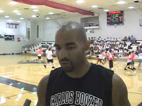 Interview with Carlos Boozer
