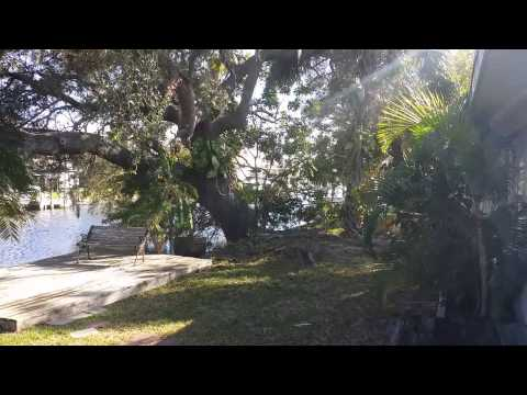 Ellenton, Florida Waterfront Canal Home For Sale