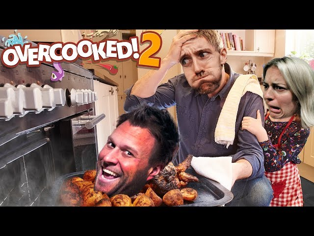 TOO MANY KOOKS - Overcooked 2 Gameplay with Furious Pete