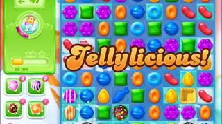Candy Crush Saga Jelly Level 726