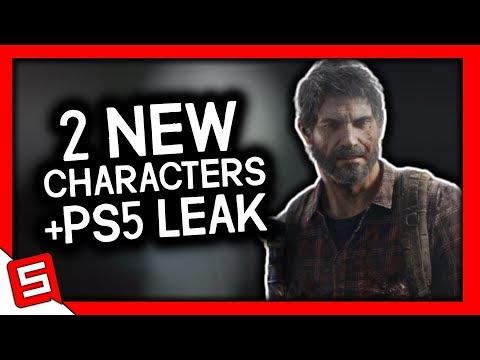 Last Of Us 2 PS5 'Leak' + Release Date - The Last Of Us Part 2 NEW CHARACTERS | SmackNPie Last Of Us thumbnail
