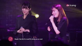 Davichi 다비치 - Days Without You (I`m Live Show)