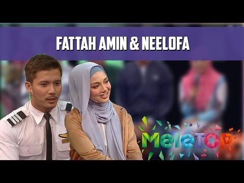Fattah Amin, Sebagai Ejaz Fakhri Surprisekan Warda dekat set! - MeleTOP Episod 206 [11.10.2016]