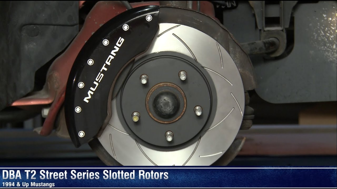 DBA DBA2306S T2 Street Series Brake Rotor