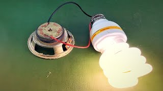 Download Electric Science Free Energy Using Speaker Magnet 100% Mp3 and Videos