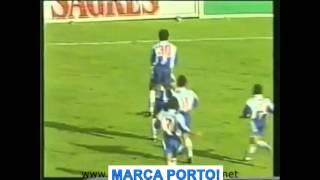Golo de Domingos FC Porto - Sporting 1995/96