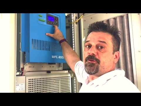 Installing a Methanol Reformer Fuel Cell from Horizon