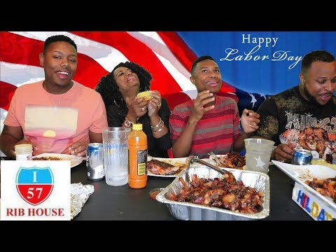 i57 Labor Day Barbecue, BBQ Ribs, Rib Tips, Hot Links, Baked Beans, Potato Salad, Corn on the Cob